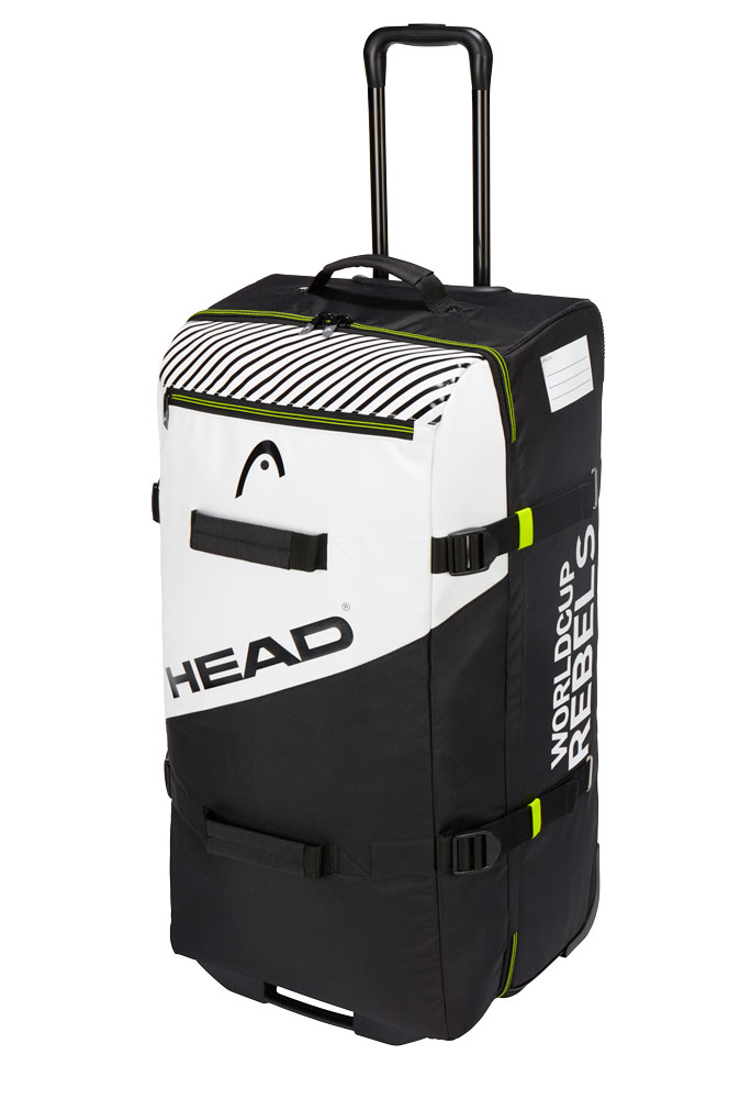 Head Head Rebels Travelbag