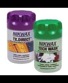 Nikwax Mini Twin Tech Wash TX Direct
