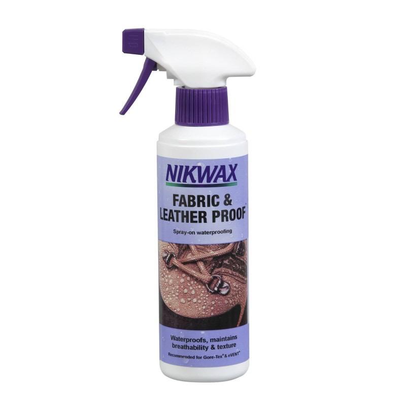 Nikwax Fabric & Leather Proof Spray
