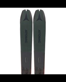 Atomic BACKLAND 95 inc HYBRID SKINs 95 Touring Ski