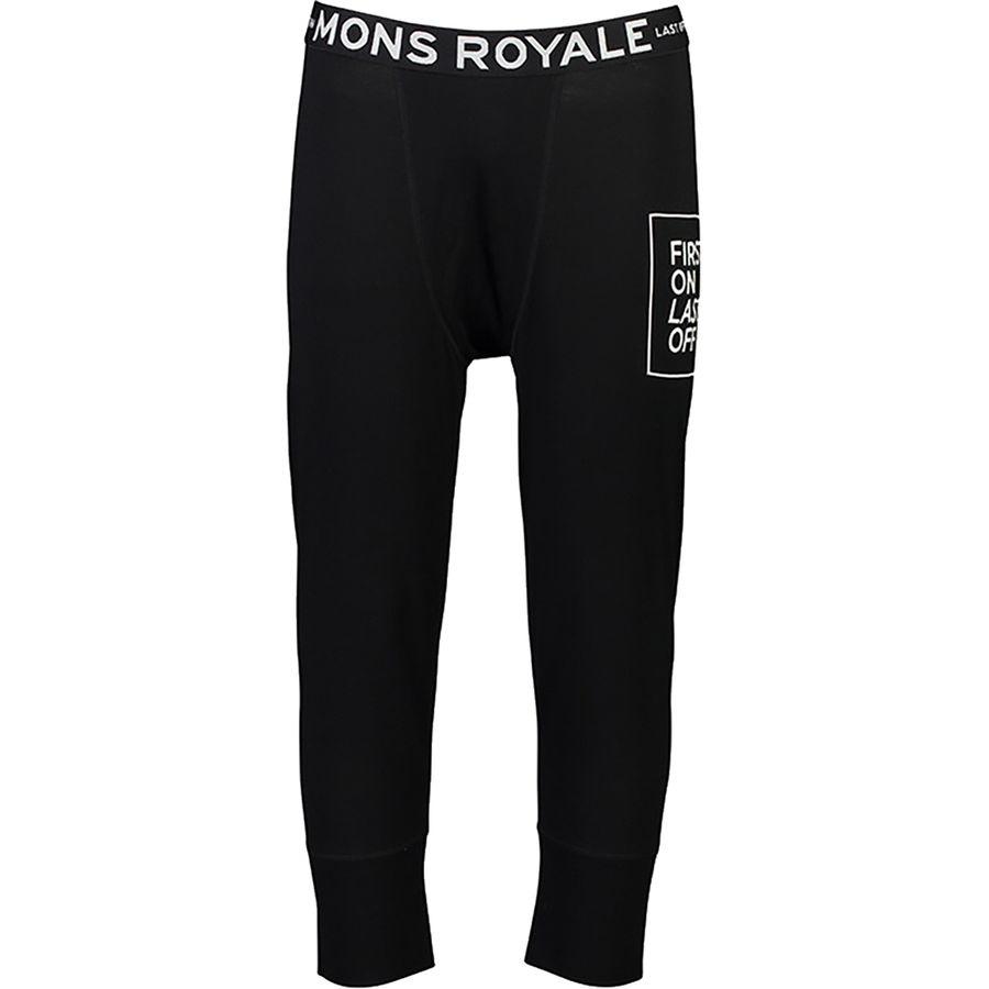 Mons Royale Mons Royale Shaun-off 3/4 Long John