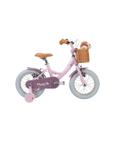 Raleigh Molli 14 Light Purple Junior Bike