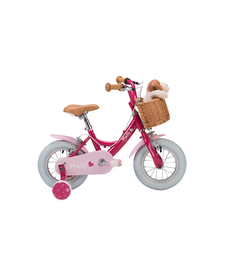 Raleigh Molli 12 Pink Junior Bike