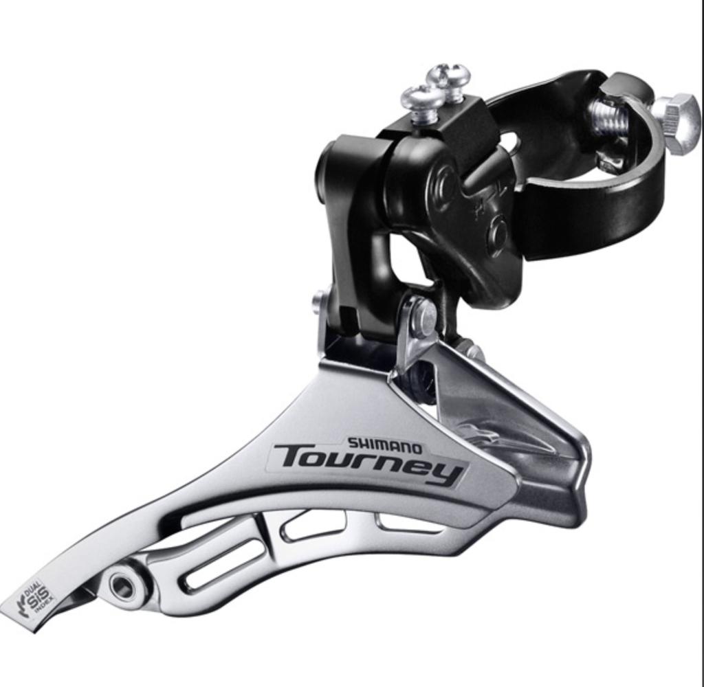 Shimano FD-TY300 Tourney 6/7-Speed Triple Front Derailleur