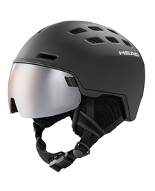 Head RADAR black Helmet
