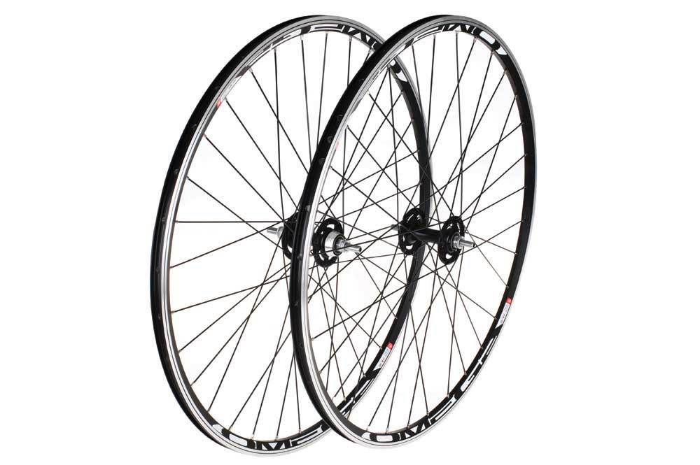 Raleigh 700c Front Wheel Track Black