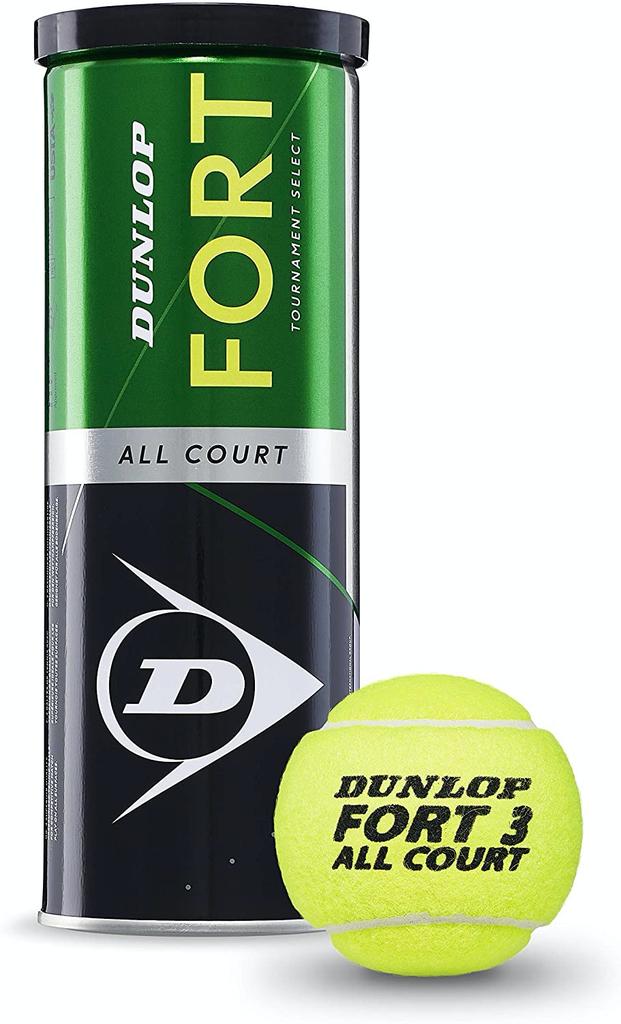 Reydon Dunlop Fort Tennis Balls 3's