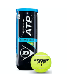 Dunlop ATP Championship Balls can of 4