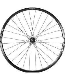 WH-RX010 Disc Road Front Wheel, Clincher 24mm, Black