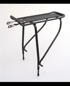 Ridge Rear Pannier Rack-Disc Black
