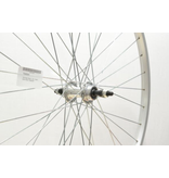 Cycle Division 700c Rear Wheel S/S F/WHL Silver Hybrid