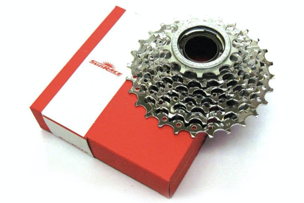 Cycle Division Sunrace MFM307CS 7 Speed FreeWheel