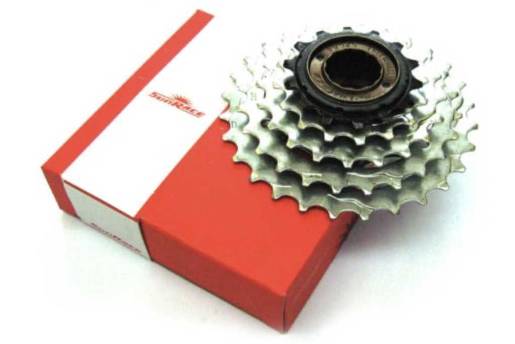 Cycle Division Sunrace MFM2A5DS 5 Speed FreeWheel