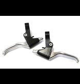 Tektro Brake Lever Set Black/Silver