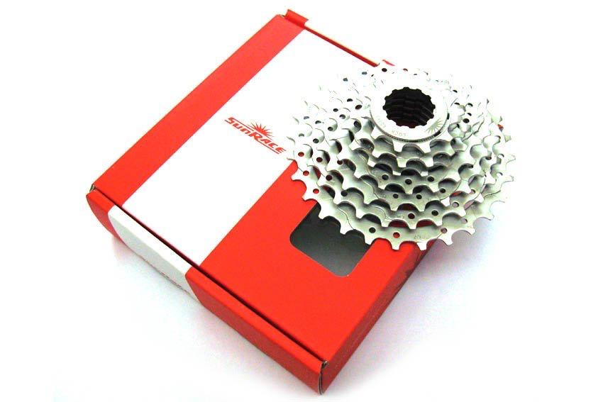Sunrace Sunrace CSM637AS 7 Speed Cassette 11/28T Nickle