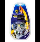 Body Glove Body Glove Tornado Snorkel & Mask Set Adult