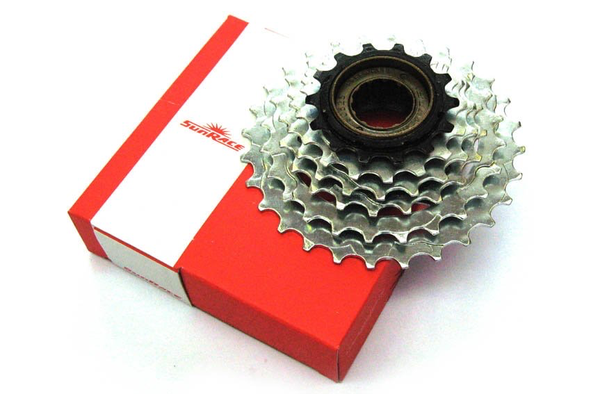 Cycle Division Sunrace MFM2A6DS 6 Speed FreeWheel