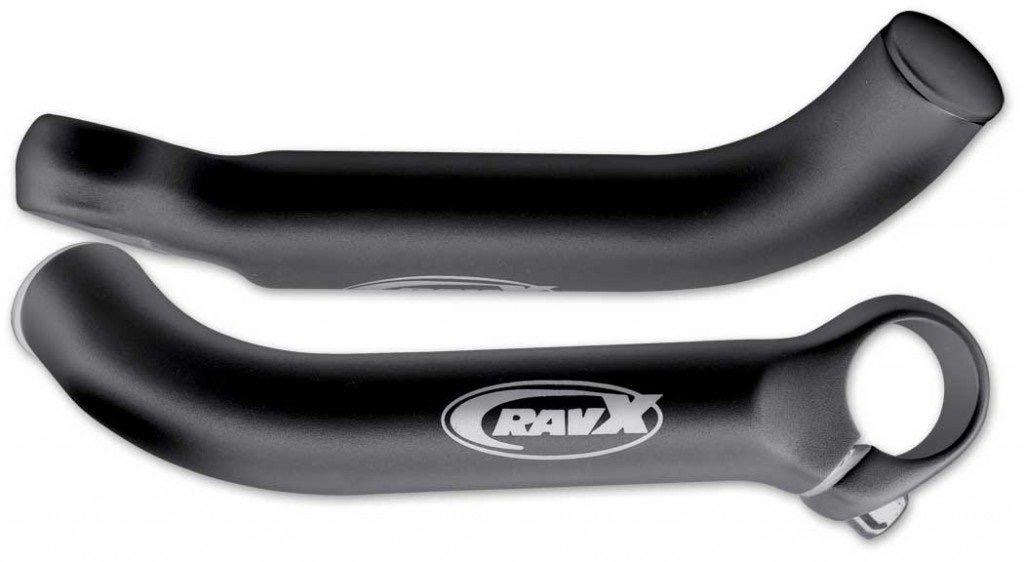 Ravx RavX Lite Short Bar-Ends (Pair)