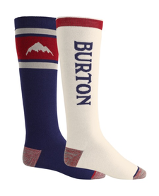 Burton Weekend Mid Weight Mens 2 Pack Sock