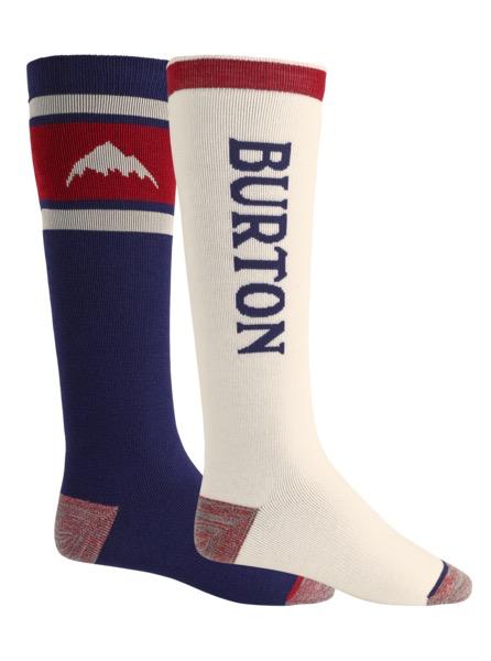 Burton Burton Weekend Mid Weight Mens 2 Pack Sock