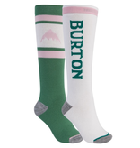 Burton Burton Weekend Mid Weight Womens 2 Pack Sock