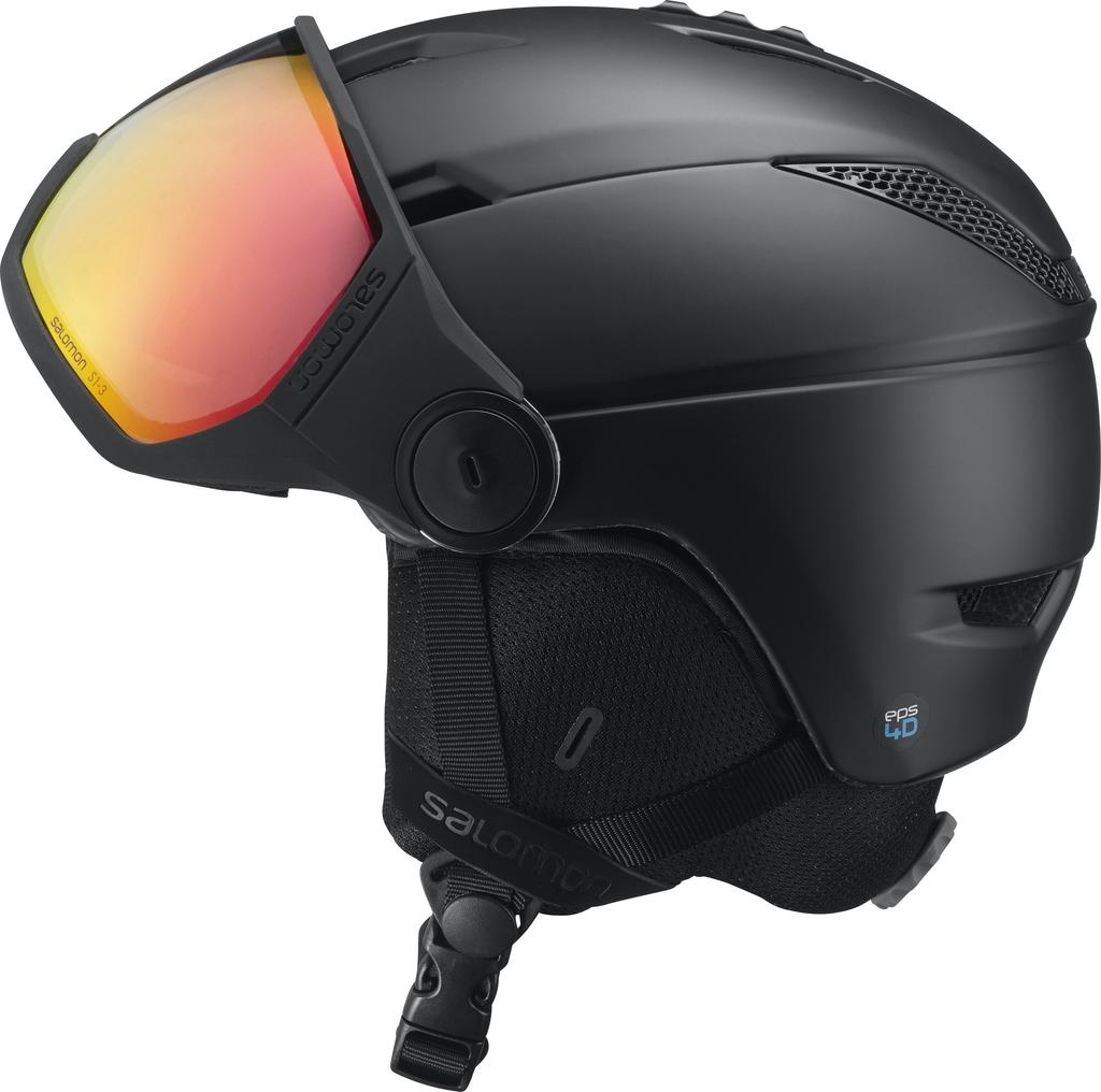 Salomon Salomon Pioneer Visor Photo Helmet