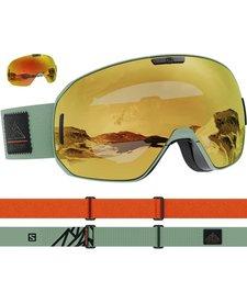 Salomon S'Max Goggle (inc Extra Lens)