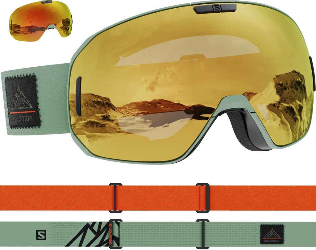 Salomon Salomon S'Max Goggle (inc Extra Lens)