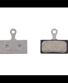 G03S Disc Brake Pads Steel Backed Resin