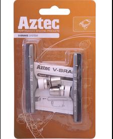 Aztec V-brake pad systems