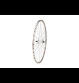 700c Front Wheel, Alloy Hub, Mach1 CFX Rim QR