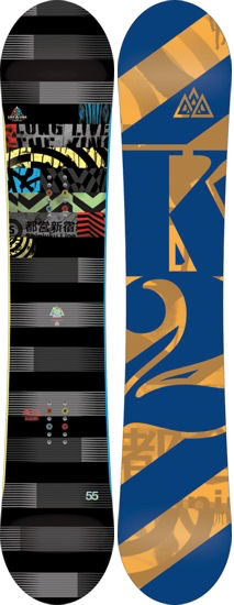 K2 K2 Lifelike Snowboard