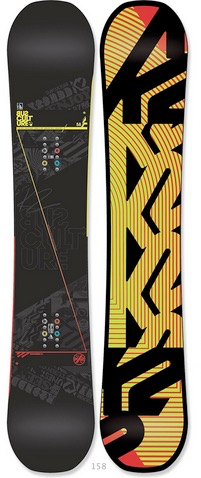 K2 K2 Subculture Snowboard