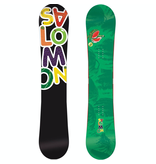 Salomon 2012 Salomon Drift Rocker Colors Snowboard, Reg, 154