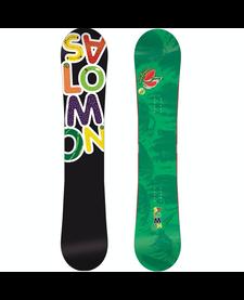 2012 Salomon Drift Rocker Colors Snowboard, Reg, 154