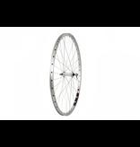 Raleigh 700c Front Trekking Wheel, Alloy Hub, Mach1 240 Rim, 36H, Silver (QR)
