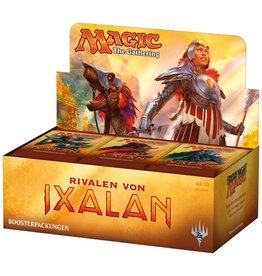 MTG - Ixalan MTG - Rivals of Ixalan Booster Display (36 Packs) - DE