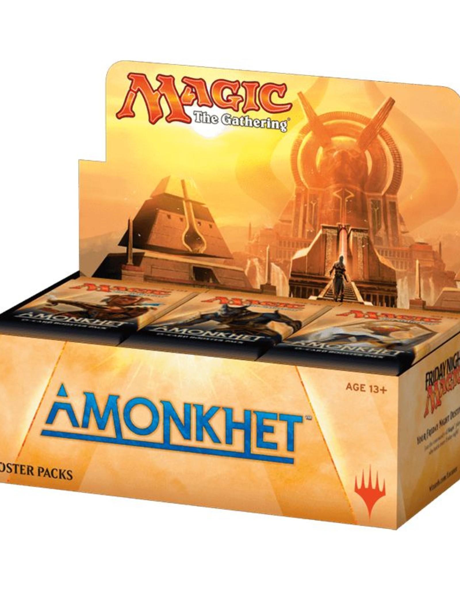 MTG - Amonkhet MTG - Amonkhet Booster Display (36 Packs) - DE