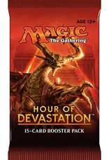 MTG - Hour of Devastation MTG - Hour of Devastation Booster - EN