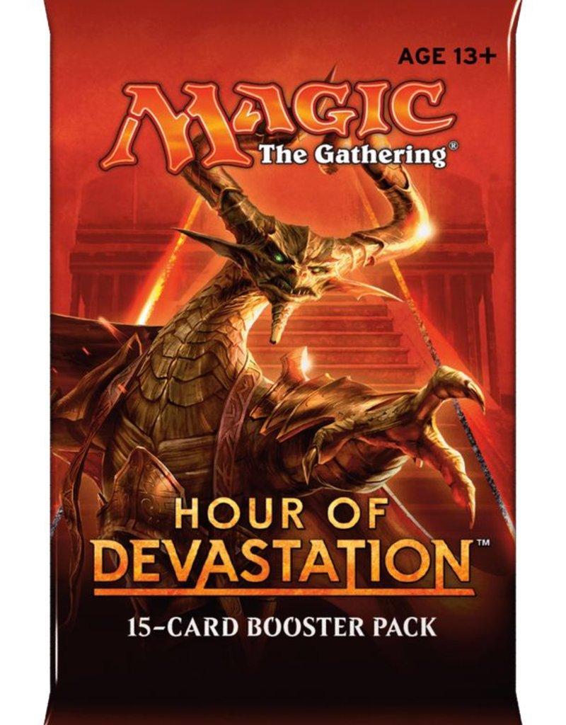 MTG - Hour of Devastation MTG - Hour of Devastation Booster - EN