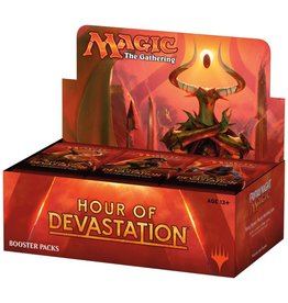 MTG - Hour of Devastation MTG - Hour of Devastation Booster Display (36 Packs) - EN
