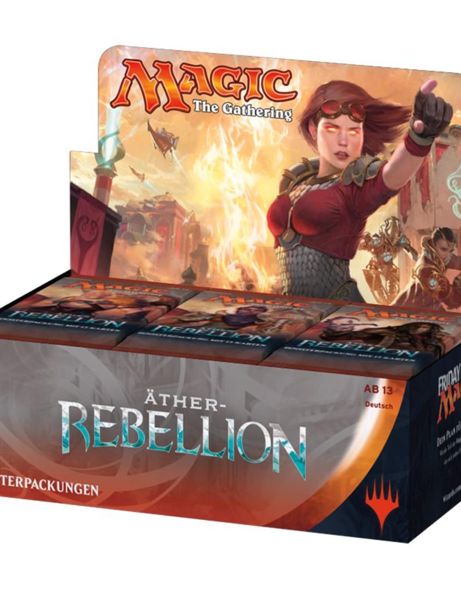MTG - Aether Revolt MTG - Äther-Rebellion Booster Display (36 Packs) - DE
