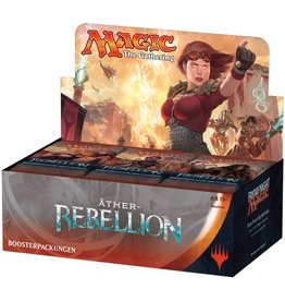MTG - Aether Revolt MTG - Äther-Rebellion Booster Display (36 Packs) - DE