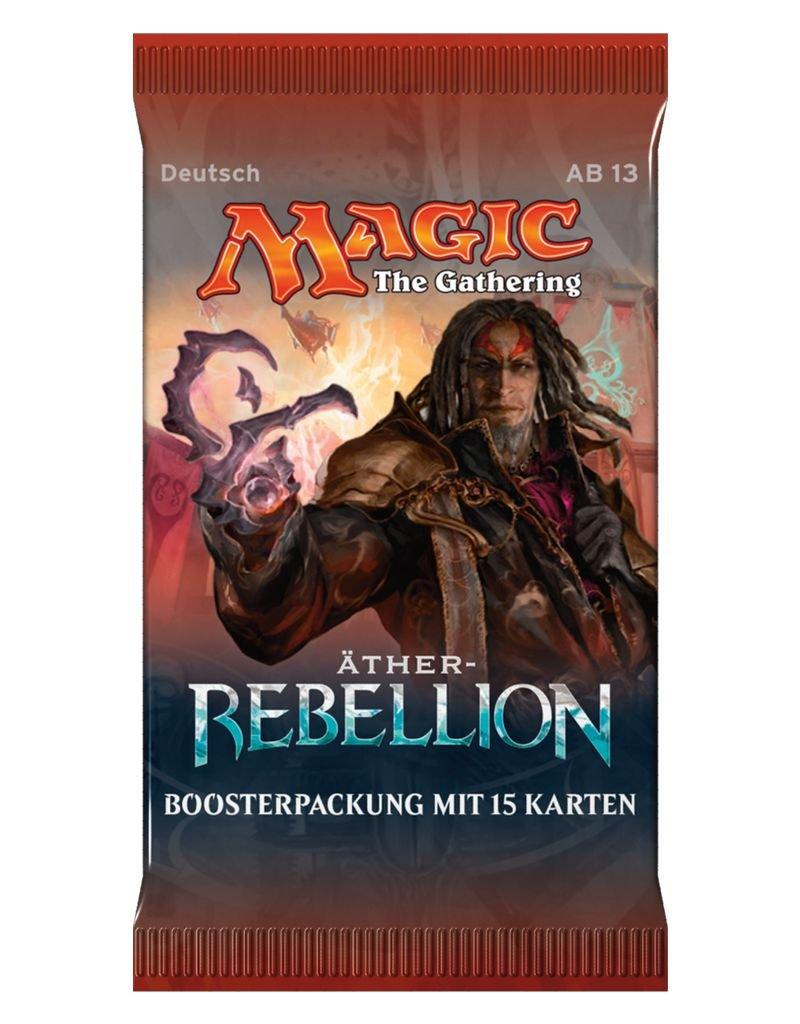 MTG - Aether Revolt MTG - Äther-Rebellion Booster - DE