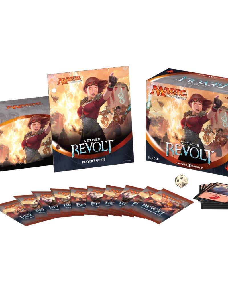 MTG - Aether Revolt MTG - Aether Revolt Bundle - EN