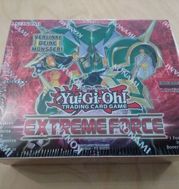 YGO - Extreme Force YGO - Extreme Force - Booster Display (24 Packs) - DE