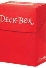 UP - Deck Box Solid UP - Deck Box Solid - Red