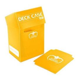 UG - Deckboxen Ultimate Guard Deck Case 80+ Standardgrösse Gelb