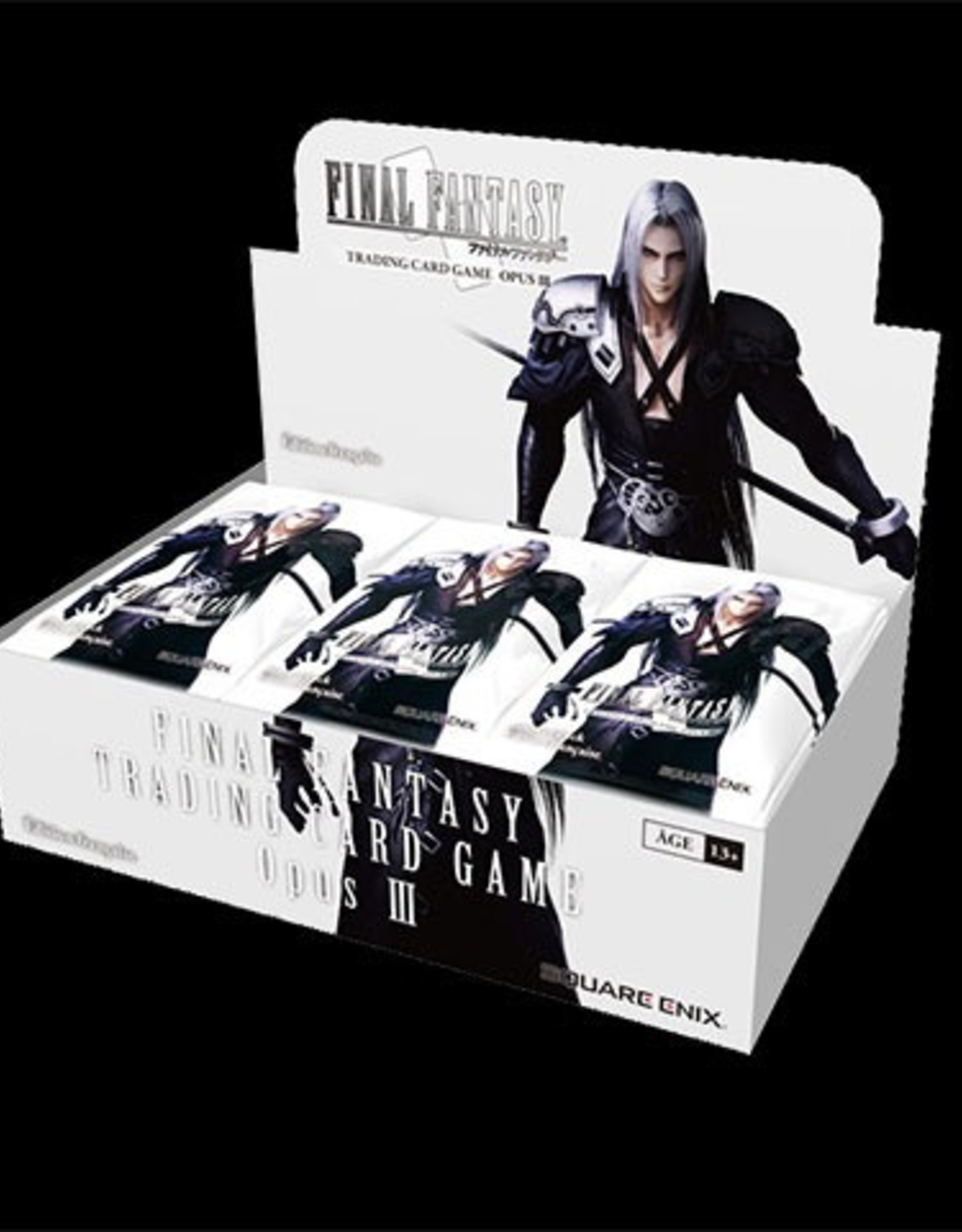 FF - Opus 3 Final Fantasy TCG Opus 3 - Booster Display (36 Packs) - EN