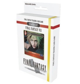 FF - Starter Deck Final Fantasy TCG: Final Fantasy 7 - Starter Set - EN